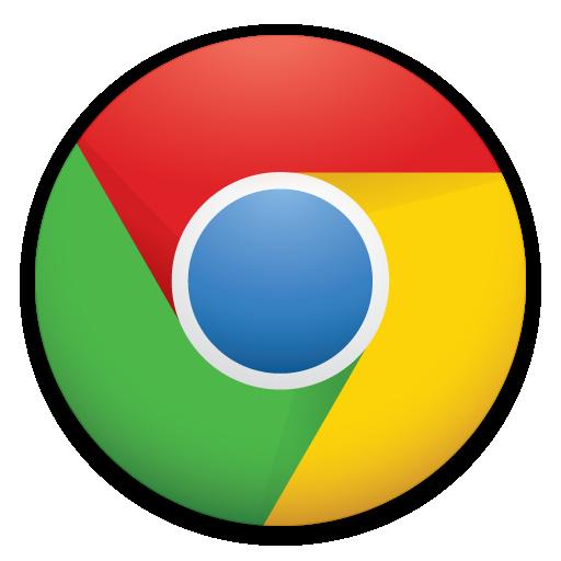 https://maessage.wordpress.com • logo du navigateur Google Chrome