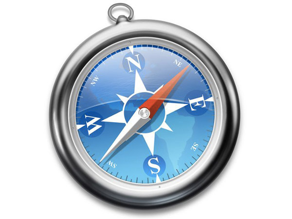 https://maessage.wordpress.com • logo du navigateur Apple Safari