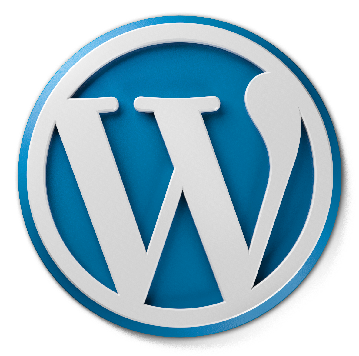 https://maessage.wordpress.com • logo de la plateforme de sites et de blogs WordPress